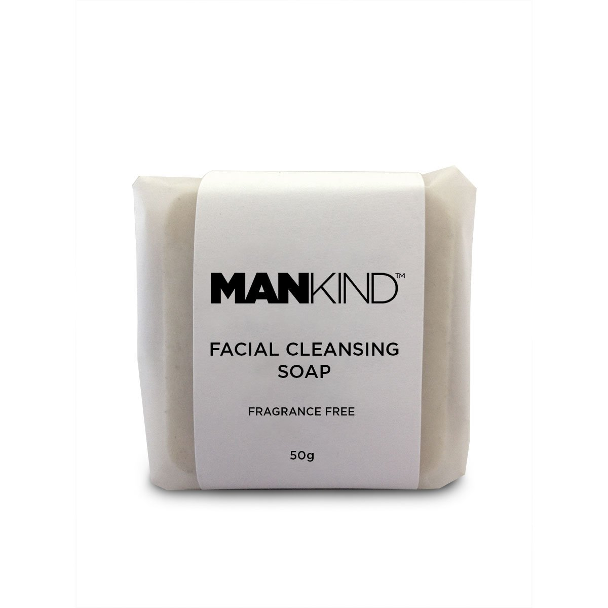 Face cleansing soap